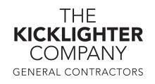 The Kicklighter Company: General contractors