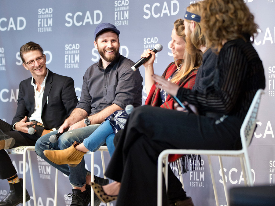 A SCAD Savannah Film Festival panel