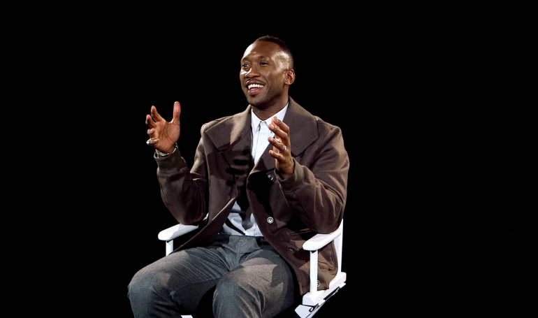 Mahershala Ali at Savannah Film Festival 2016