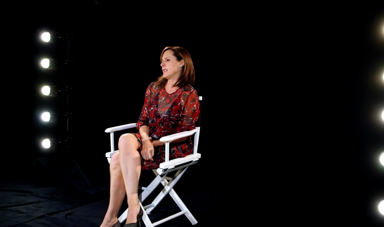 Molly Shannon at Savannah Film Festival 2016