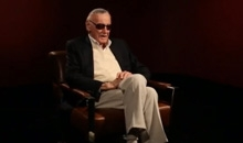 Stan Lee at Savannah Film Festival 2012