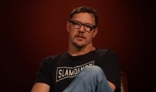 Matthew Lillard at Savannah Film Festival 2012