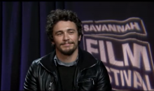 James Franco at Savannah Film Festival 2007