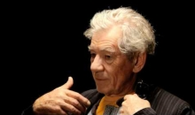 Sir Ian McKellen at Savannah Film Festival 2010